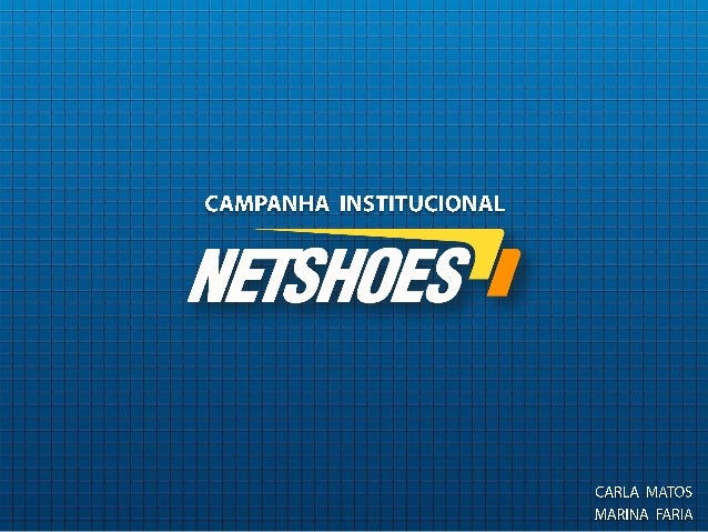 Proposta de campanha para a Netshoes