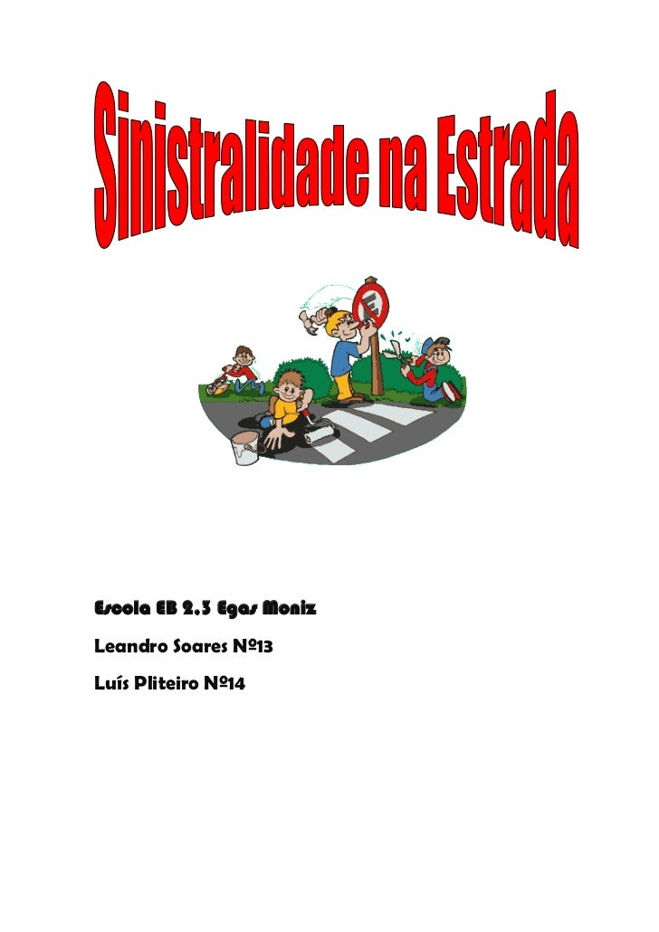 "Escola EB 2,3 Egas Moniz<br />Leandro Soares Nº13 <br />Luís Pliteiro Nº14 <br />Índice<br /> TOC o ""1-3"" h z u 2.Introduç..."