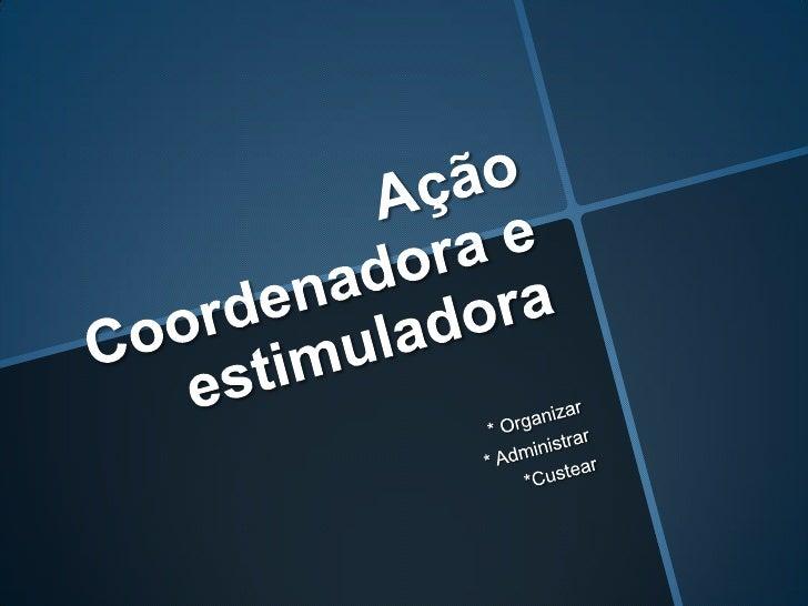 Fatos relevantes para Educação no Brasil•   Em 1934 Constituição federal•   Em 1935 Repressão ao comunismo•   Em 1936 Patr...