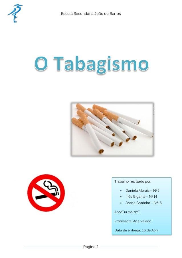 Escola Secundária João de Barros                            Trabalho realizado por:                                  Dani...