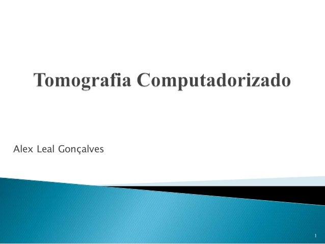 Alex Leal Gonçalves 1