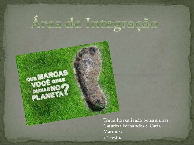 Trabalho realizado pelas alunas:Catarina Fernandes & CátiaMarques11ºGestão