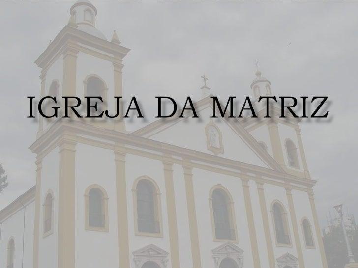 IgrejadaMatriz<br />
