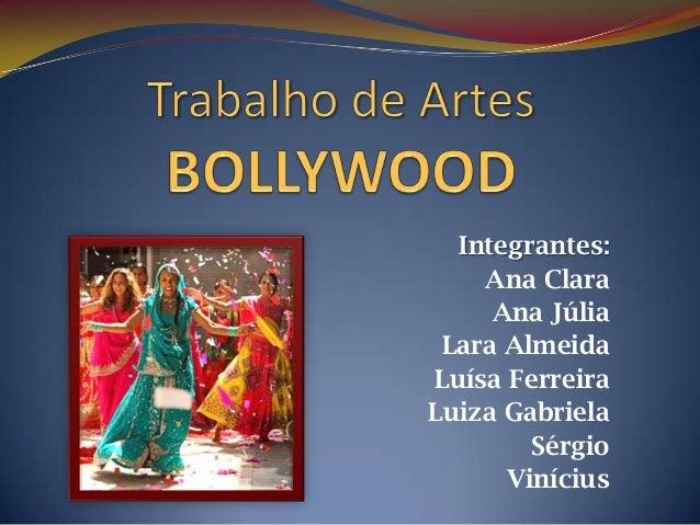 Integrantes: Ana Clara Ana Júlia Lara Almeida Luísa Ferreira Luiza Gabriela Sérgio Vinícius