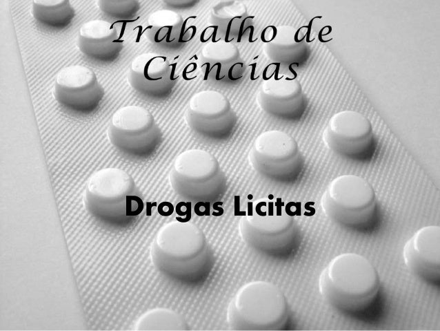 Drogas Licitas