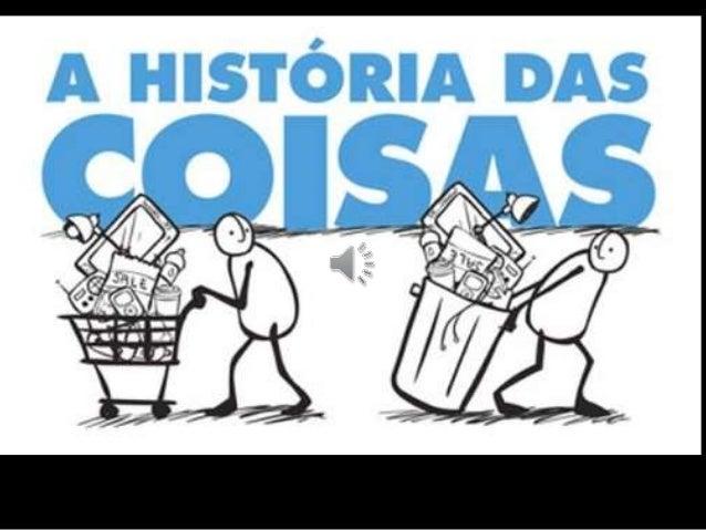 TUDO POR CAUSA DO NOSSO  CONSUMISMO