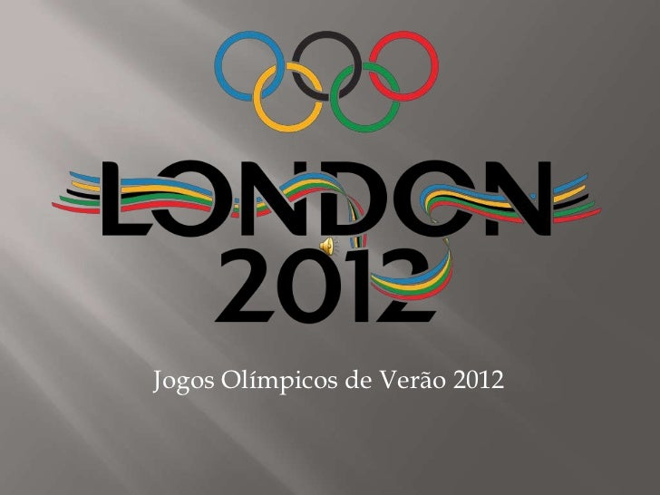 Jogos Olímpicos de Verão 2012