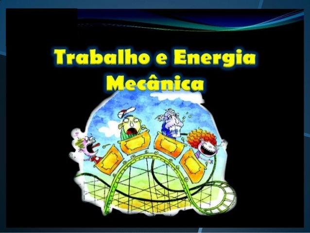O que e energia?