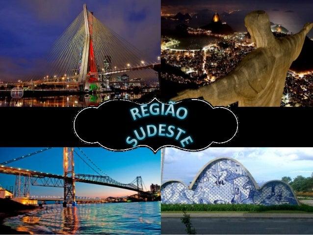 Bandeiras  São Paulo  Rio De Janeiro  Espírito Santo  Minas Gerais  Região