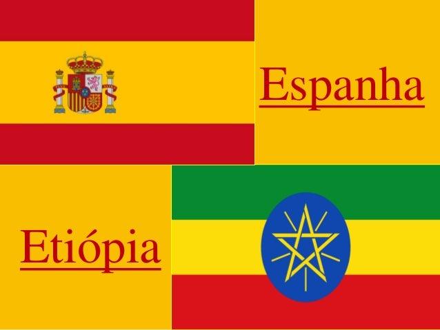 EspanhaEtiópia