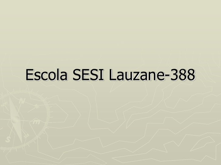 Escola SESI Lauzane-388