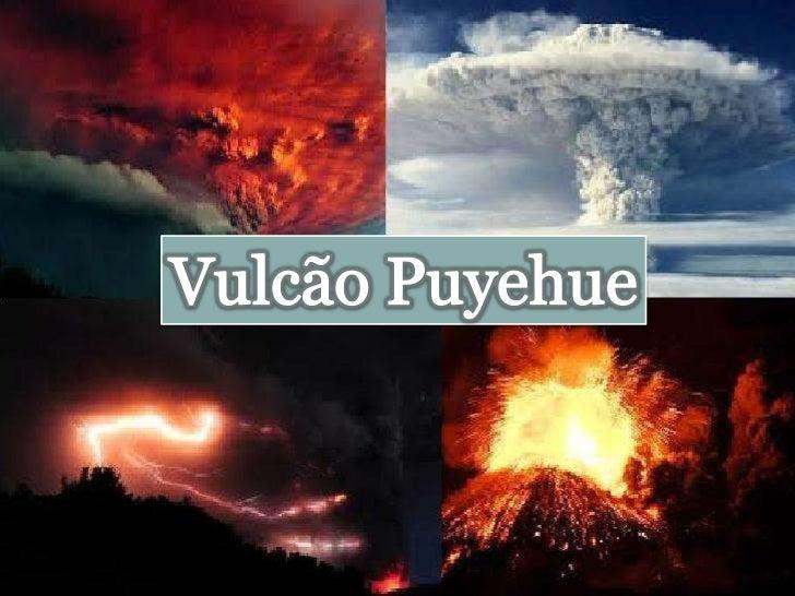 Vulcão Puyehue<br />