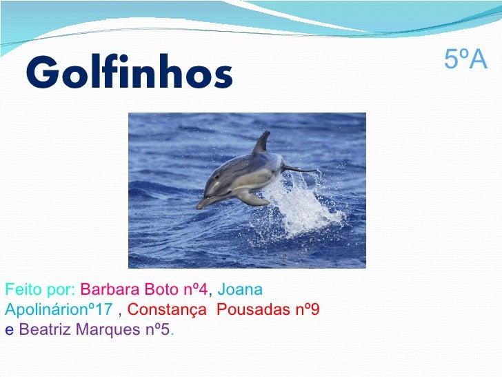 5ºAFeito por: Barbara Boto nº4, JoanaApolinárionº17 , Constança Pousadas nº9e Beatriz Marques nº5.