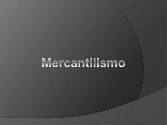  Mercantilismo é o nome dado a um conjunto de práticas económicas desenvolvido na Europa na Idade Moderna, entre o século...