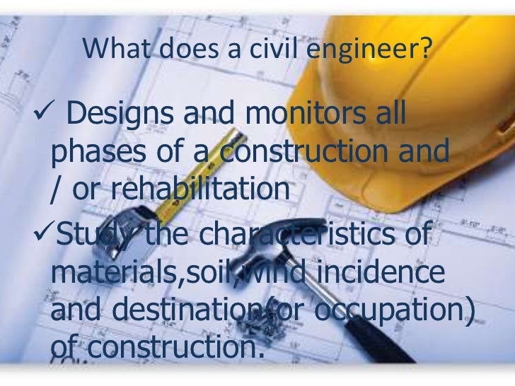 Civil Engineering Department
