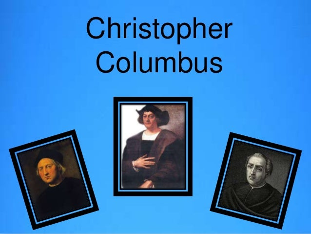 ChristopherColumbus