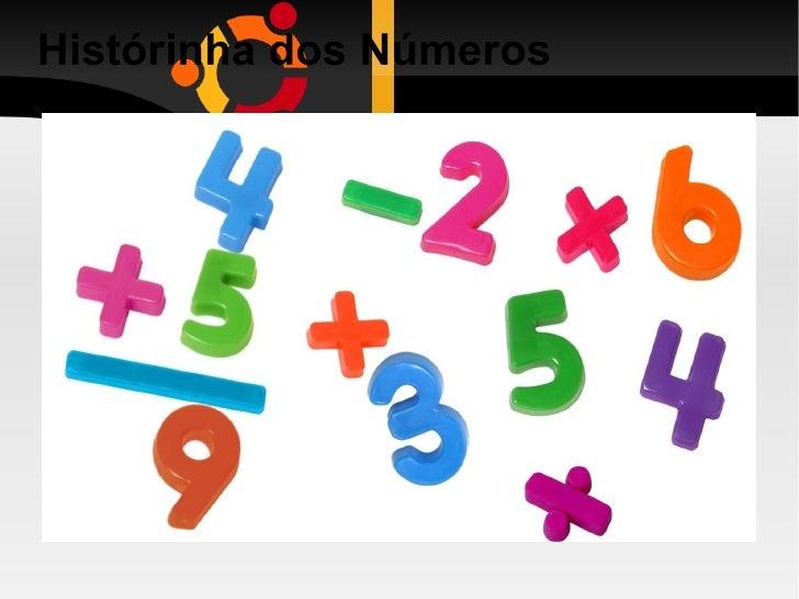 Histórinha dos Números