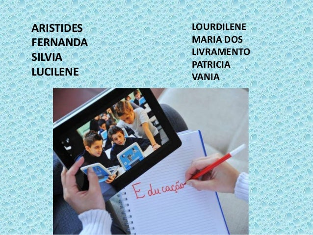 ARISTIDES FERNANDA SILVIA LUCILENE  LOURDILENE MARIA DOS LIVRAMENTO PATRICIA VANIA