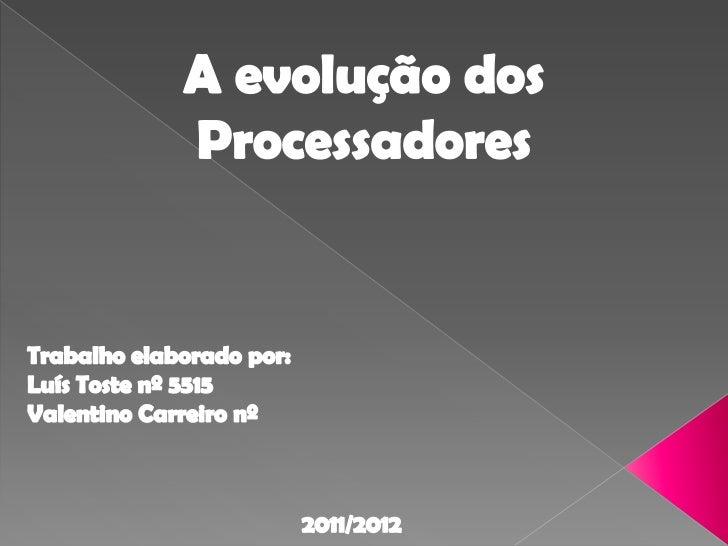 """Também chamado de processador e microprocessador, e o """"cérbero decomputador"""".E no CPU que são feitos os cálculos lógicos e..."""