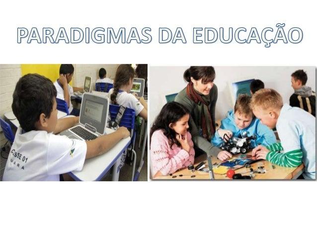 Paradigmas Da Educação