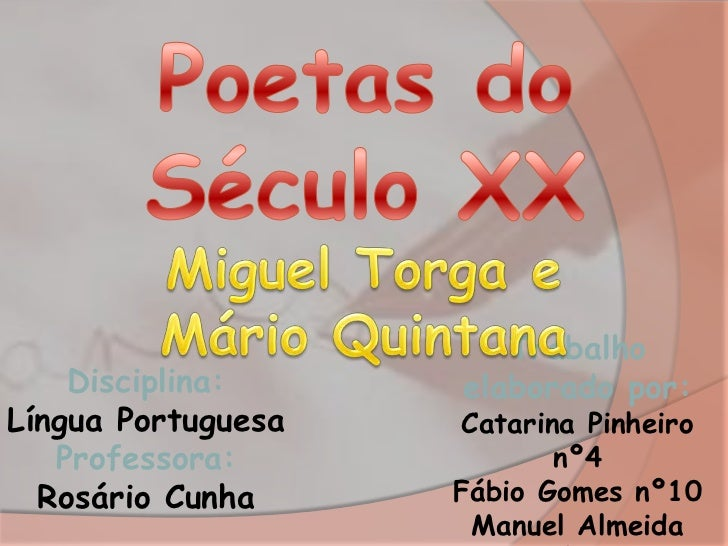 Trabalho    Disciplina:     elaborado por:Língua Portuguesa   Catarina Pinheiro   Professora:             nº4  Rosário Cun...
