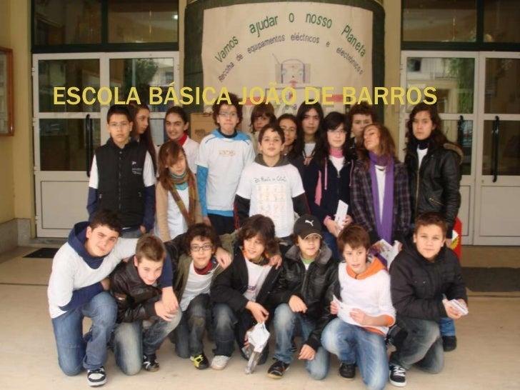 Escola Básica João de Barros<br />