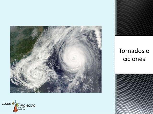 Tornados e ciclones