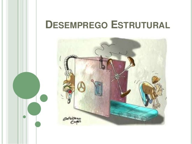 DESEMPREGO ESTRUTURAL