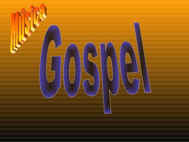 """• A palavra Gospel  em inglês, derivada  do inglês antigo """"God-  spell"""" que  significa good tidings,  ou good news, em  po..."""