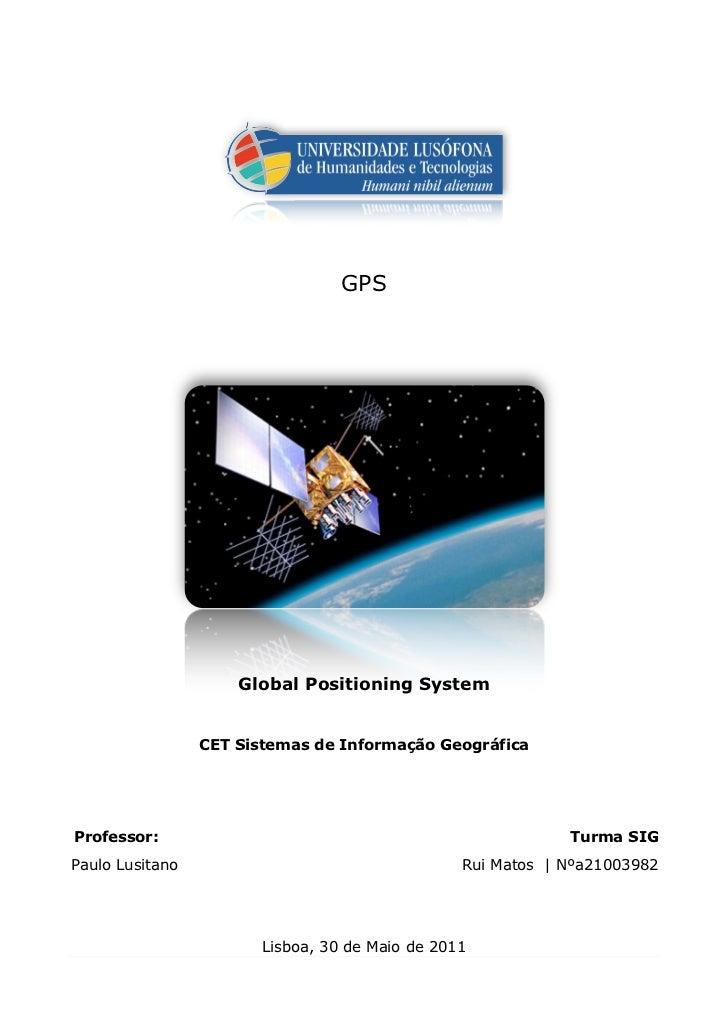 ULHT!                                                                    GPS                                       GPS    ...