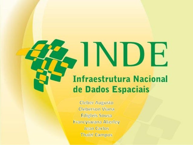 """""""conjunto integrado de tecnologias; políticas; mecanismos e procedimentos de coordenação e monitoramento; padrões e acordo..."""