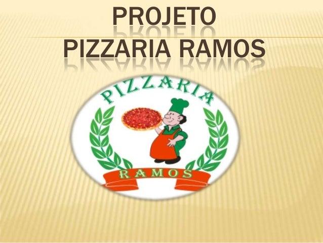 PROJETO PIZZARIA RAMOS