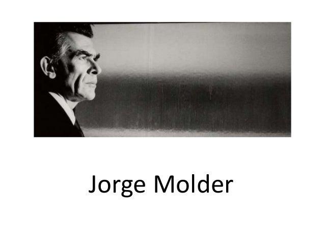 Jorge Molder
