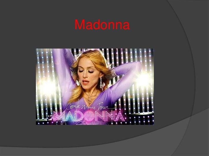 Madonna<br />