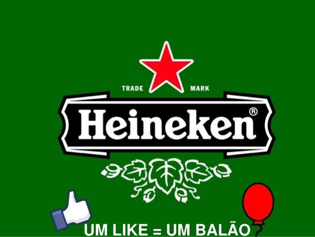 UM LIKE = UM BALÃO