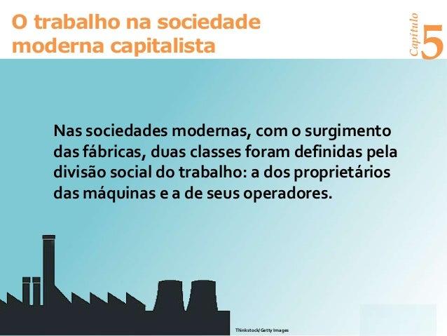 Trabalho Sociedade Capitalista Slide 3