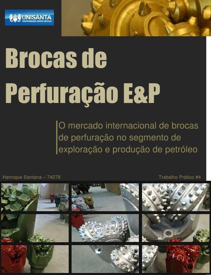Trabalho prático #4   brocas (henrique santana 74278)