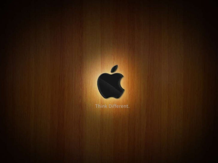 Think Different.<br />