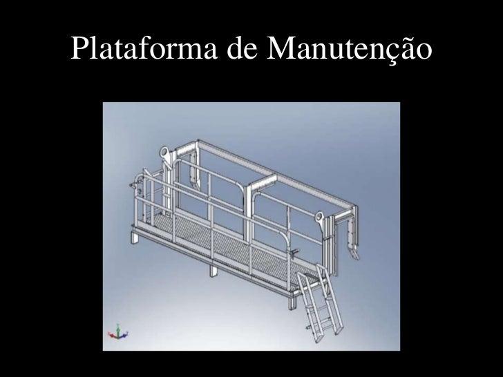 Plataforma de Manutenção