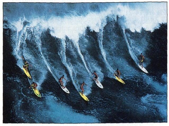 O surf nasceu aproximadamente há 3 mil anos com historiadores da atual costa do Peru; A origem do surf está atribuída tamb...