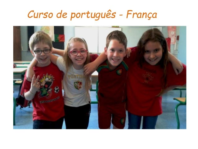 Curso de português - França