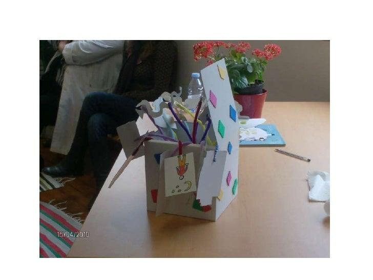 Trabalhos realizados pelos alunos sobre o Livro dos Medos