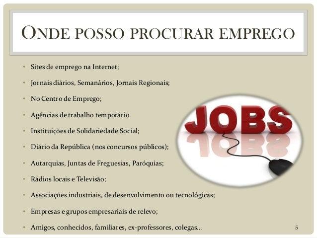 Resultado de imagem para como procurar emprego