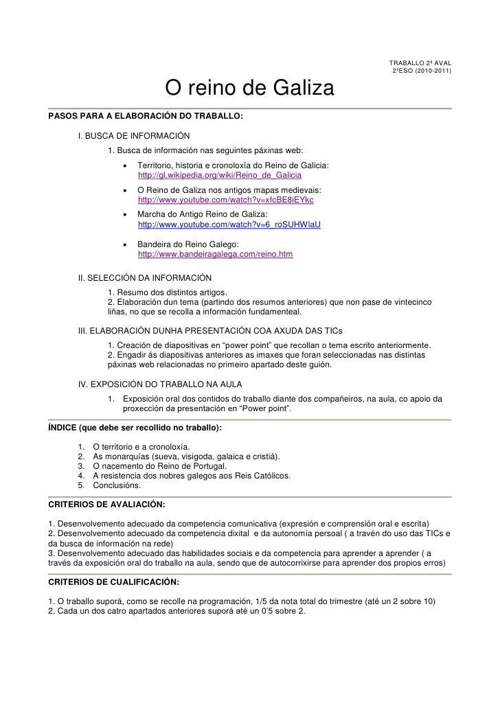 TRABALLO 2ª AVAL                                                                                              2ºESO (2010-...