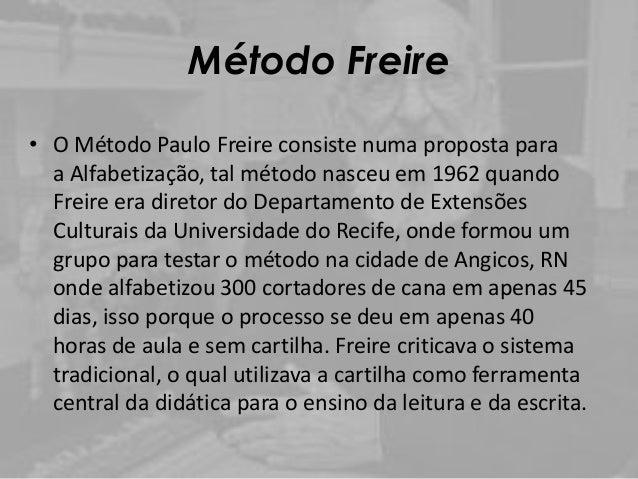 Trab Paulo Freire