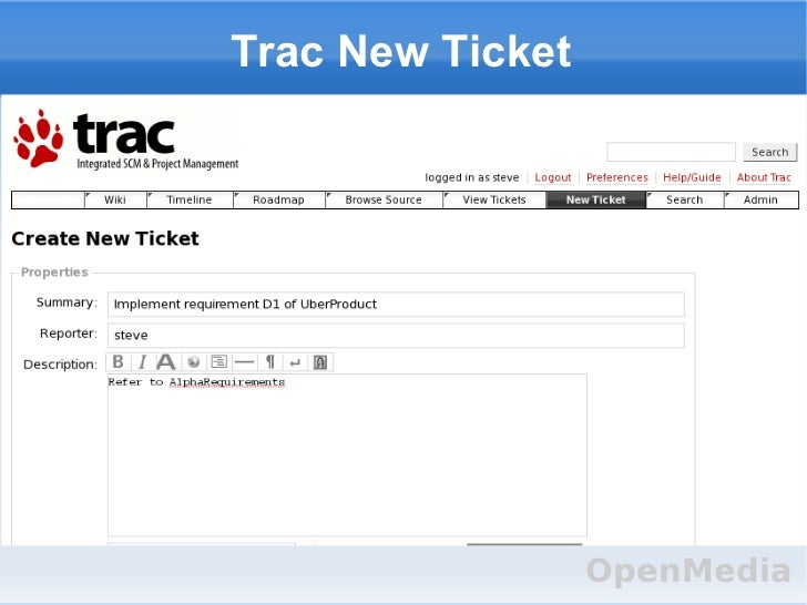 How to install the Trac project management tool on Ubuntu 104