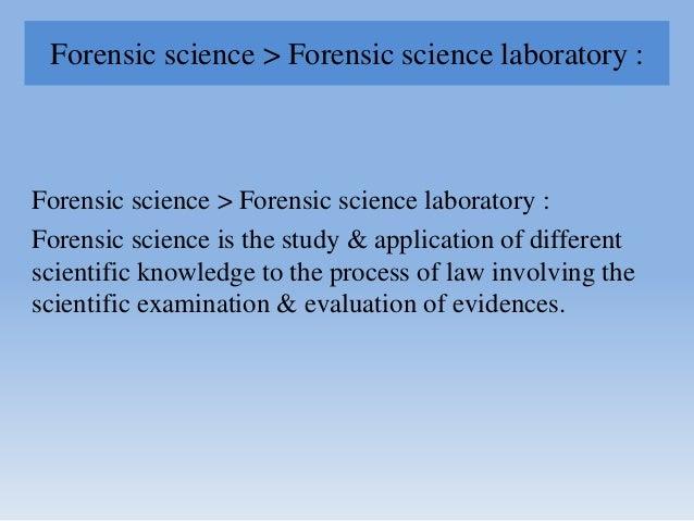 Trace evidence blood group Slide 2