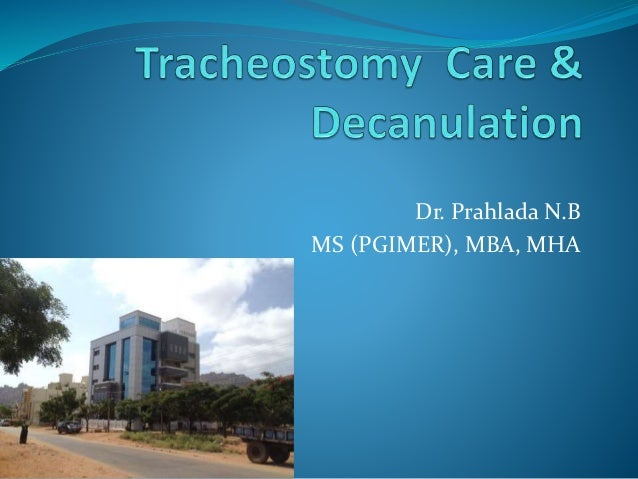 Dr. Prahlada N.B MS (PGIMER), MBA, MHA