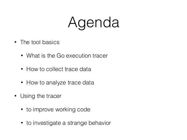 Go Execution Tracer Slide 3