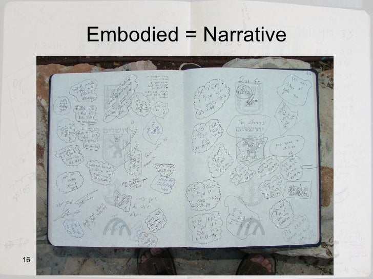 Embodied = Narrative